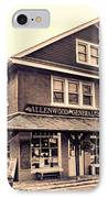 The Allenwood General Store IPhone Case