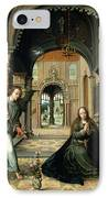 The Annunciation, Early 16th Century IPhone Case