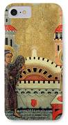 The Annunciation IPhone Case