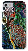The Annunciation IPhone Case by Gloria Ssali