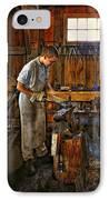 The Apprentice Hdr IPhone Case by Steve Harrington