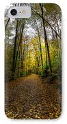 The Back Roads Of Autumn IPhone Case