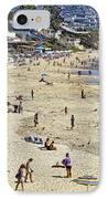 The Beach At Laguna IPhone Case