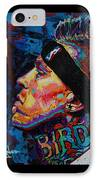 The Birdman Chris Andersen IPhone Case
