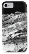 The Black Coast IPhone Case by John Rizzuto