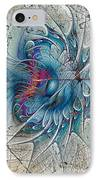The Blue Mirage IPhone Case