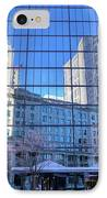 The Boston Skyline IPhone Case by JC Findley