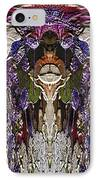 The Bouquet Unleashed 6 IPhone Case by Tim Allen