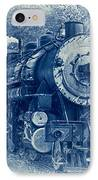 The Brakeman - Vintage IPhone Case by Robert Frederick