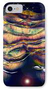 The Cave Dweller IPhone Case