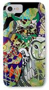 The Color Of Owls IPhone Case