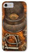 The Copper's Gear - Police Officer IPhone Case