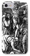 The Crucifixion IPhone Case by Albrecht Durer