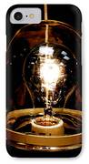 The Crystal Ball  IPhone Case by Steven  Digman