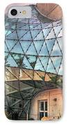 The Dali Museum St Petersburg IPhone Case by Mal Bray