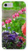 The Dance Of Spring IPhone Case by Sean Griffin