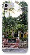 The Ernest Hemingway House - Key West IPhone Case