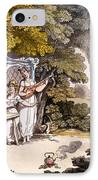 The Fair Penitent, From Ackermanns IPhone Case by English School