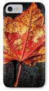 The Fallen IPhone Case by Mitch Shindelbower
