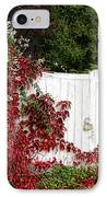 The Forgotten Gate IPhone Case by Olivier Le Queinec