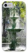 The Fountain IPhone Case