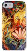 The Golden Griffin IPhone Case by Elena Kotliarker