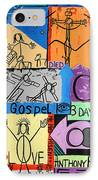 The Gospel IPhone Case by Anthony Falbo