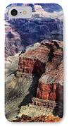 The Grand Canyon V IPhone Case by Tom Prendergast