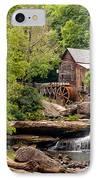 The Grist Mill IPhone Case by Steve Harrington