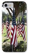 The Healing Field IPhone Case by Laurel Powell