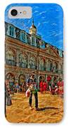 The Heart Of New Orleans IPhone Case by Steve Harrington