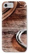 The Horseshoe IPhone Case