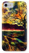 The Hunter IPhone Case by Kd Neeley
