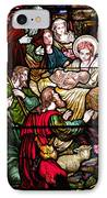 The Incarnation - Madonna And Child IPhone Case