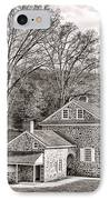 The Isaac Potts House IPhone Case by Olivier Le Queinec