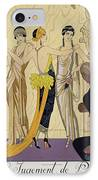 The Judgement Of Paris IPhone Case