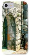 The Keep Biltmore Asheville Nc IPhone Case by William Dey