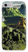 The Legendary South American Golden IPhone Case