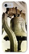 The Liberty Bell IPhone Case by Bill Cannon