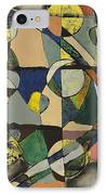 The Life Of Turf IPhone Case by Mark Jordan