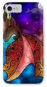 The Little Mermaid IPhone Case by Mandie Manzano