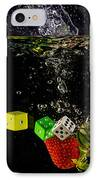 The Lucky 7 Splash IPhone Case