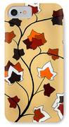 The Magnolia House Rules IPhone Case by Oliver Johnston