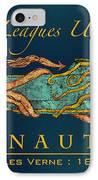 The Nautilus IPhone Case