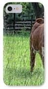 The Neighbor IPhone Case by Jan Amiss Photography
