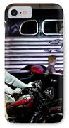 The Nifty Fifties IPhone Case by Bill Cannon