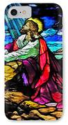 The Night Before The Cross IPhone Case by Lydia Holly