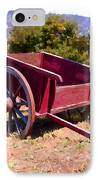 The Old Apple Cart IPhone Case by Glenn McCarthy Art and Photography
