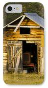 The Old Barn IPhone Case by Heiko Koehrer-Wagner