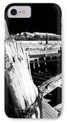 The Old Corral IPhone Case by Cat Connor